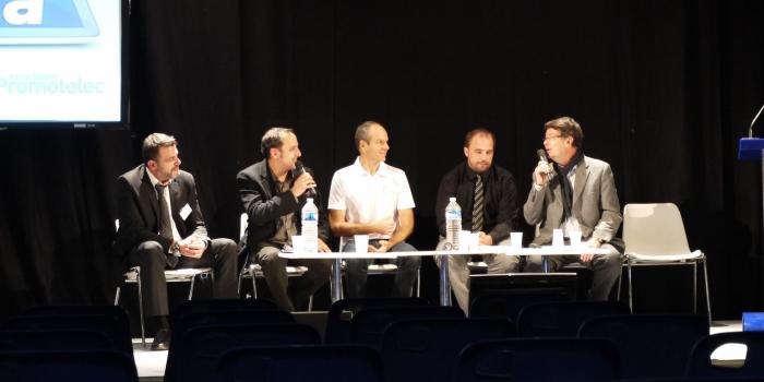 Silver Economie : table ronde au salon de la domotique DOMOTICA à Nîmes – Gard