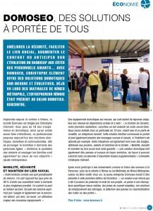 Magazine Nimes Metropole Décembre 2014
