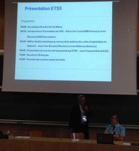 ETS5 KNX IUT NIMES Domotique Domoticien Electricite Electrien